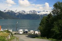 Best rated Water Front RV Parks in CA