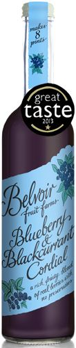 Belvoir cordials. Great taste and even greater #packaging