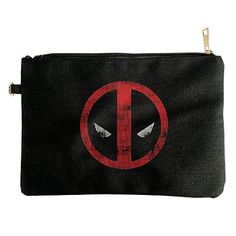 Deadpool Canvas Pouch Bag -- Check this awesome product by going to the link at the image.