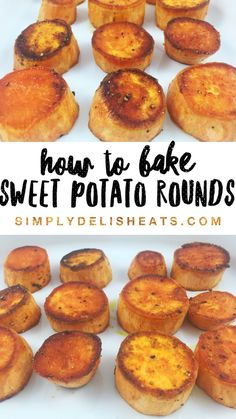 Sweet & Salty, crisped on the outside and soft inside. These only take a few minutes to prepare and are so healthy and yummy!