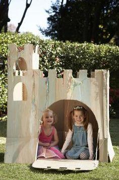 How to Make a Working Cardboard Drawbridge