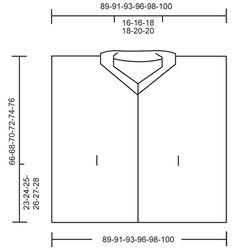 DROPS 110-21 - Xaile DROPS com capuz em ponto de arroz em Eskimo. Do S ao XXXL - Free pattern by DROPS Design