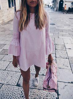 Traveling though Croatia with fashion blogger Sophie Jorissen from Radishtowear