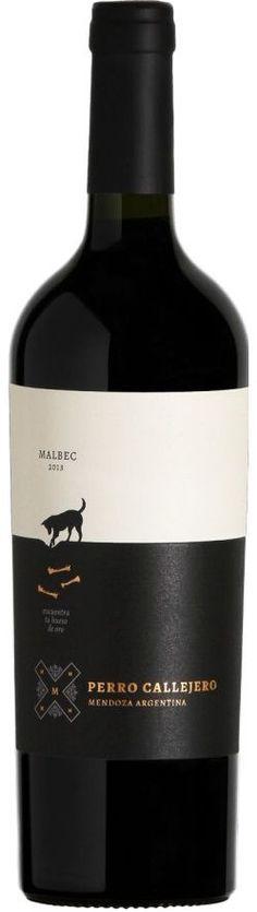 Malbec 2013 *Perro Callejero* - Mosquita Muerta Wines, Guaymallén, Mendoza, Argentina ------------------------------ Terroir: Perdriel (Luján de Cuyo), Vista Flores (Tunuyán) y Los Chacayes (Tunuyán) - Mendoza, Argentina