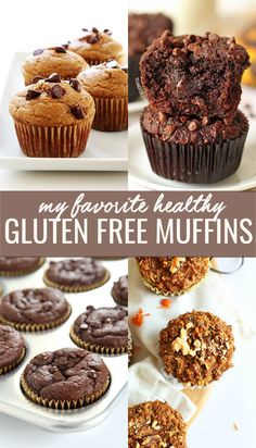 Healthy Gluten Free Muffins | Gluten Free on a Shoestring