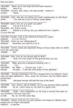 humour about kids - Google Search