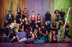 #SYTYCD Top 20 ready to bust a move!!