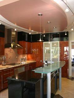 Modern Kitchen | Danenberg Design | Counter style design