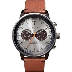 Triwa Nevil Havana Brown Watch