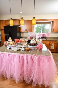 How to plan a pink and gold princess elephant baby shower