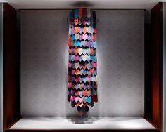 エルメス「8cm タイ」特別ウィンドウディスプレイ « TORAFU ARCHITECTS トラフ建築設計事務所