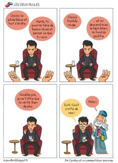 À Poudlard / At Hogwarts - Harry Potter Parody: Les deux pilules / The two pills - bellatrix super anim! Harry Potter 2, Harry Potter Parody, Harry Potter Universal, Yer A Wizard Harry, Geek Humor, Funny Comics, Anime Manga, Hogwarts, Pills