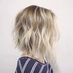Cheveux Mi-longs: 40 Coupes Tendance 2016