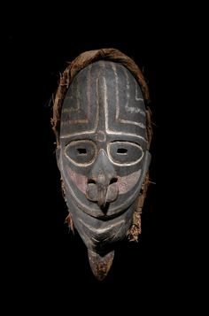 Papua New Guinea Oceanic Mask - Bing Images
