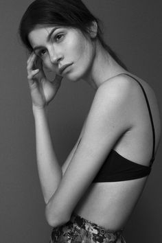 backspaceforward:  Vita Grishina @ Major Models