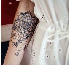 lotus mandala tattoo forearm - Google Search