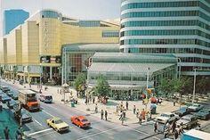 Eaton Centre circa 1970