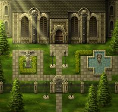 Macbeth parallax mapping showcase Topic :: rpgmaker.net