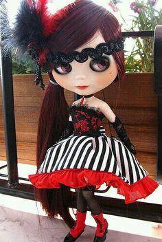 Blythe -Moulin Rouge
