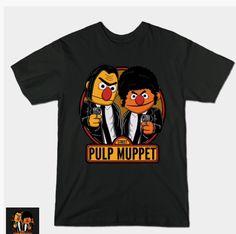 Pulp Muppet