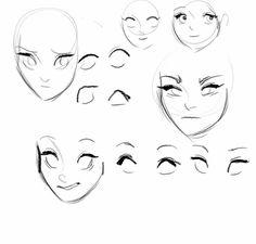 Face eye