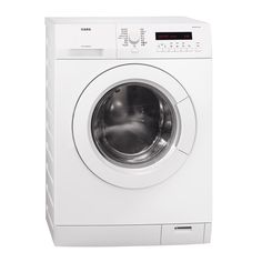AEG 8kg front load washing machine with OptiSense washing system & 16 wash programs (model L77480FL) for sale at L & M Gold Star (2584 Gold Coast Highway, Mermaid Beach, QLD). Don't see the AEG product that you want on this board? No worries, we can order it in for you!