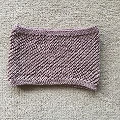This cowl was created for a simple project that is just about enjoying the yarn and doing some relaxed knitting.