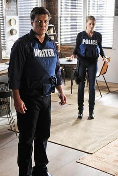 """Castle and Beckett in """"Still""""...enough steamy scenes to melt my um...TV?"""