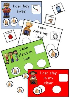 Using these cards in my class has been a life saver, students can collect tokens or ticks for targeted behaviours.