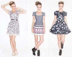 modelos vestidos curtos antix 2011