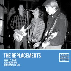 To celebrate the return of The Replacements to Minnesota, we connected with Trace Hull, curator of the Replacements Live Archive, a blog dedicated to tracking down, digitizing and archiving all Replacements-related recordings, to share his top hometown Replacements gigs