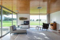 Casa Moderna de amplio territorio 4