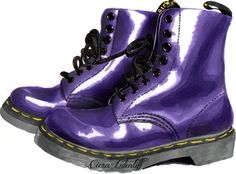 Doc Martens, dessin, chaussures, promarkers, drawing, illustration
