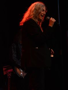 Patti Smith at Sostrup Castle 18 May 2017 Patti Smith, First Time, Castle, Concert, Castles, Concerts