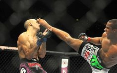 Chutaço rende prêmio de 'Nocaute da Noite' a Edson Barboza no UFC Rio