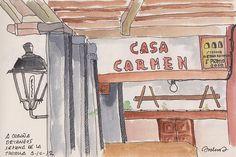 A Coruña - Betanzos - Casa Carmen
