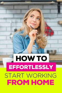 How to effortlessly start working from home, without any experience at all and actually become profitable (the non slimy way) What To Sell Online, Make Real Money Online, Earn Money From Home, How To Make Money, How To Become, Feeling Like A Failure, How Are You Feeling, Mommy Workout, Looking For People