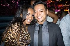 Blasian couples (Mix Women Interracial Couples)