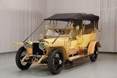 1912 Rolls-Royce Silver Ghost Barker Roi Des Belges