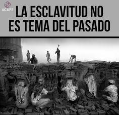 La esclavitud no es tema del pasado