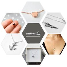 Showcase: Omoroka: Simple Delicate Jewelry · A Classic Notion