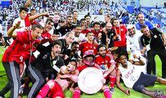 تتويج فريق الجزيرة بلقب دوري الخليج العربي للمرة الثانية في تاريخه: عاد فريق الجزيرة ليتوّج بلقب دوري الخليج العربي للمرة الثانية في…