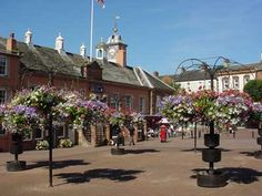 The town square Carlisle England, Carlisle Cumbria, Penrith, Windermere, Lake District, Places Ive Been, Countryside, Scotland, House Styles