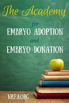 Four free Embryo Adoption courses include: Intro to Embryo Adoption, History of Embryo Adoption, Legalities of Embryo Adoption, Management & Implementation.