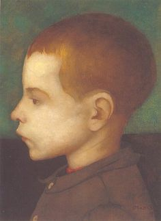 Young boy 1915 by Jan Mankes (Holland). Art Nouveau, Victorian Life, Z Arts, Dutch Painters, Fashion Painting, Malu, Paintings I Love, Cristiano, Figure Painting