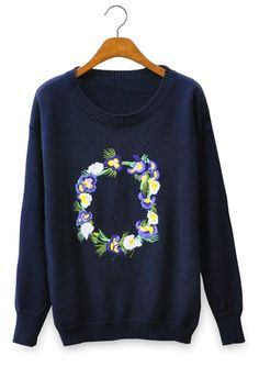 2013 Autumn & Winter New Section Ladies Vintage All-match Sweater