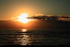 Sunrise on Hatteras Island...  http://www.shorevacationsobx.com/