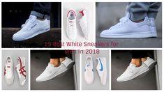 15 Best White Sneakers For Men In 2018
