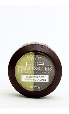 L'Oréal HiP Concentrated Bright Eyeshadow Duo