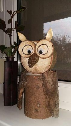 Fabagoly /Wood Owl
